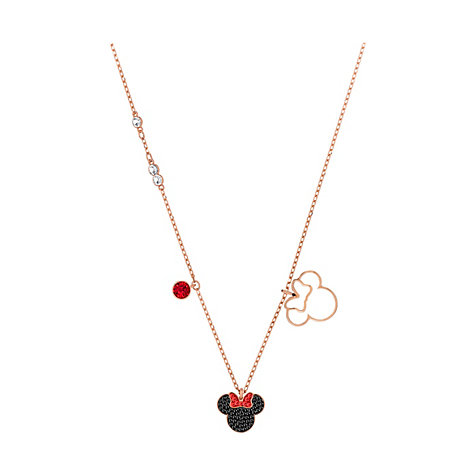Swarovski Kette Mickey Minnie