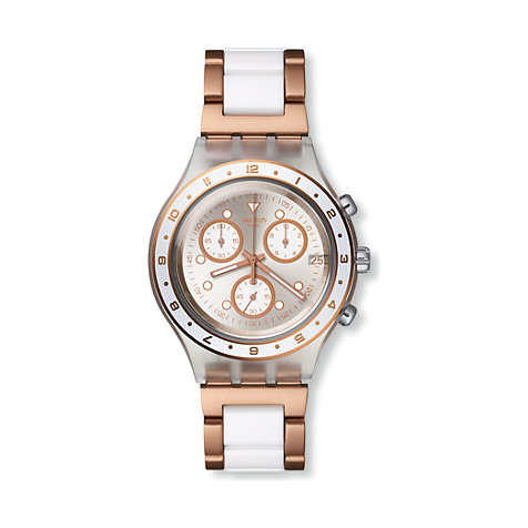 Swatch Chronograph Hat Trick SVCK4080AG