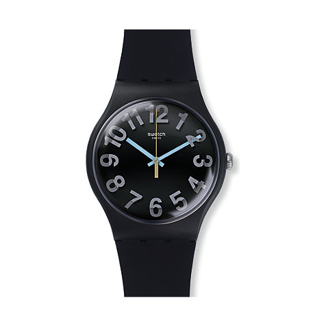 Swatch Herrenuhr Secret Numbers SUOB133