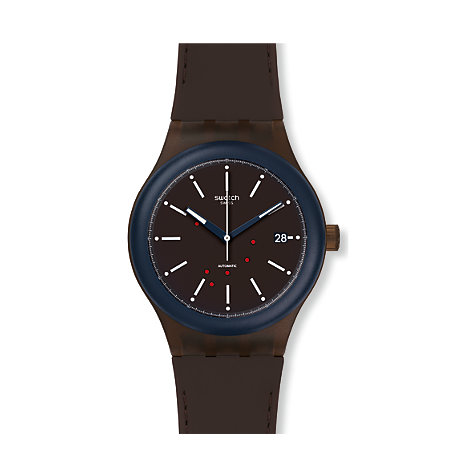 Swatch Herrenuhr Sistem Fudge SUTC401