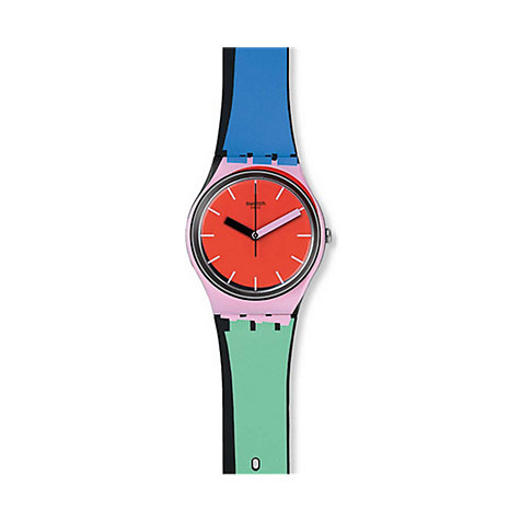 Swatch Herrenuhr À Coté GB286