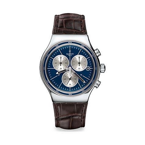 Swatch Herrenchronograph Destination London YVS410C