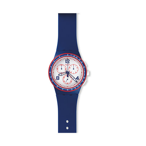 Swatch Herrenuhr Fast Server SUSZ100