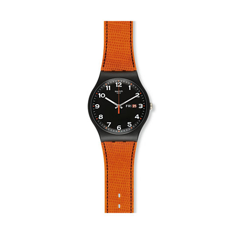 Swatch Herrenuhr Faux Fox SUOB709