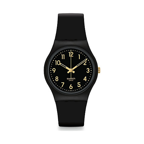 Swatch Herrenuhr Golden Tac GB274