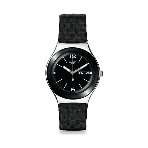 Swatch Herrenuhr Karting Spirit YGS777