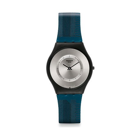 Swatch Herrenuhr Petrol Energy SFB143