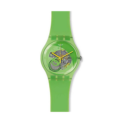 Swatch Herrenuhr Pomme-tech SUOG110