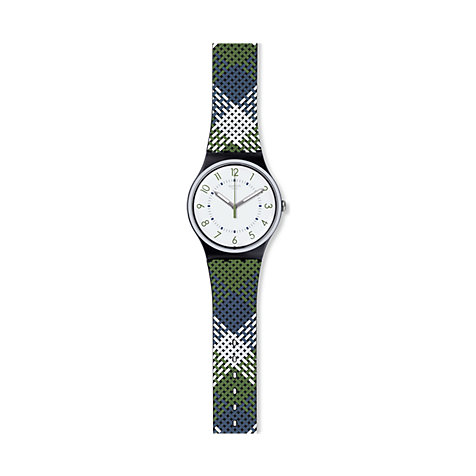 Swatch Damenuhr Pull-over SUON115