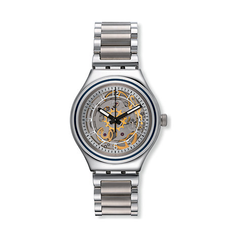 Swatch Herrenuhr Uncle Charly YAS112G