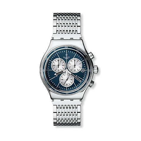 Swatch Herrenchronograph Wales YVS410G