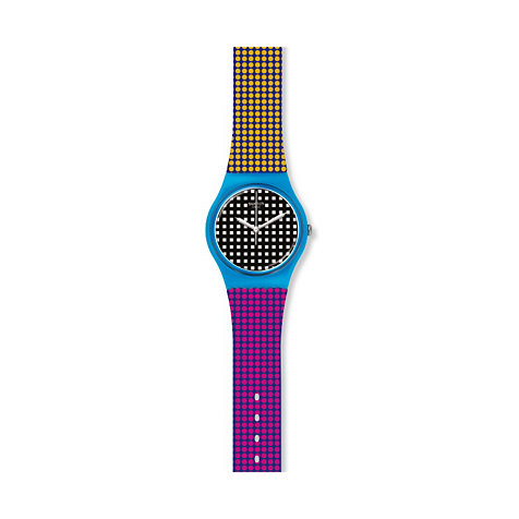 Swatch Unisexuhr Behind The Wall GS146