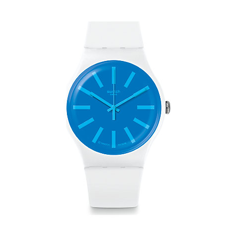 Swatch Unisexuhr Glaceon SUOW163
