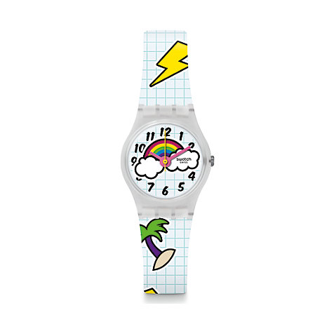 Swatch Unisexuhr School Break LW160