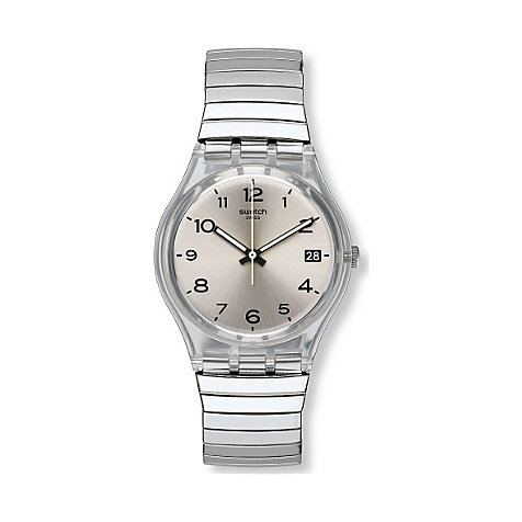 Swatch Unisexuhr Silverall L GM416A