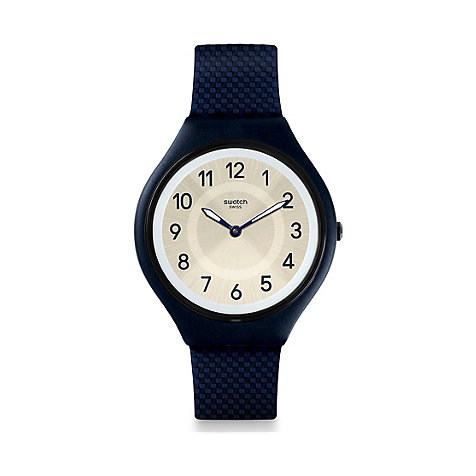 Swatch Unisexuhr Skinnight
