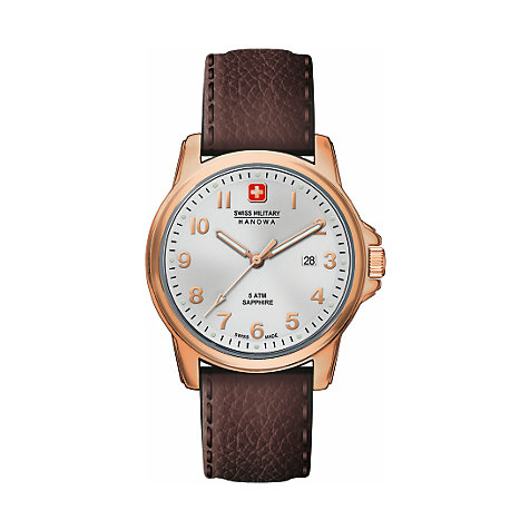 Swiss Military Hanowa Herrenuhr 6-4141.1.09.001