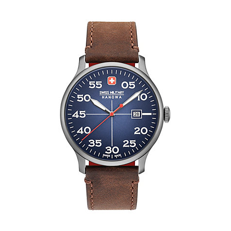 Swiss Military Hanowa Herrenuhr Active Duty 06-4326.30.003