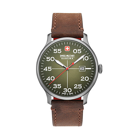 Swiss Military Hanowa Herrenuhr Active Duty 06-4326.30.006