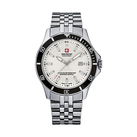 Swiss Military Hanowa Herrenuhr Flagship 06-5161.2.04.001.07