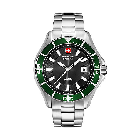Swiss Military Hanowa Herrenuhr Nautila Gents 06-5296.04.007.06