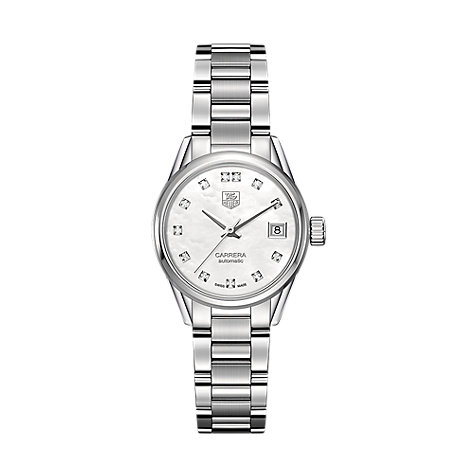 TAG Heuer Damenuhr Carrera WAR2414.BA0776