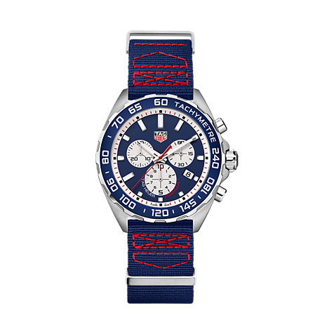 TAG Heuer Chronograph Red Bull Special Edition