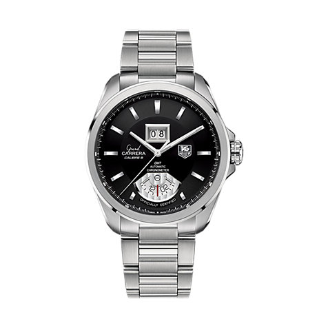 TAG Heuer Herrenuhr Grand Carrera Gmt WAV5111.BA0901
