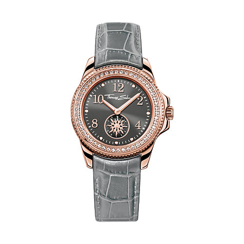 THOMAS SABO Damenuhr WA0239-274-210-33 mm