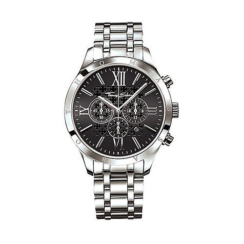 THOMAS SABO Herrenchronograph WA0015 Rebel at heart – Round