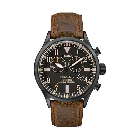 Timex Herrenchronograph The Waterbury TW2P64800