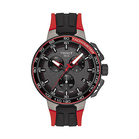 Tissot Chronograph T-Race Cycling Vuelta T111.417.37.441.01