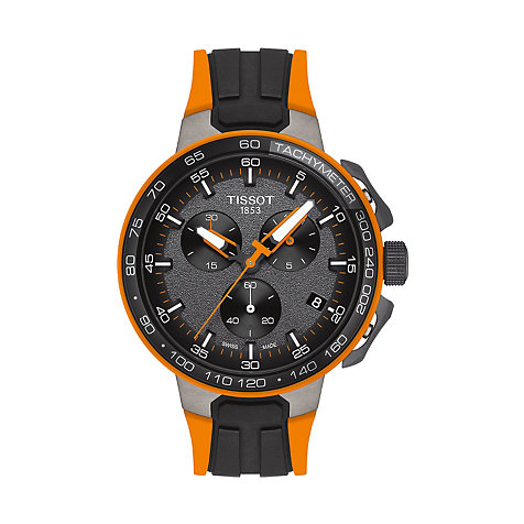 Tissot Chronograph Trace Cycling T111.417.37.441.04