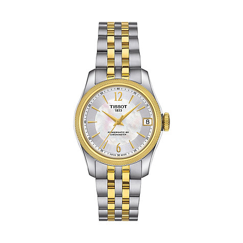 Tissot Damenuhr Ballade Powermatic 80 Lady T1082082211700