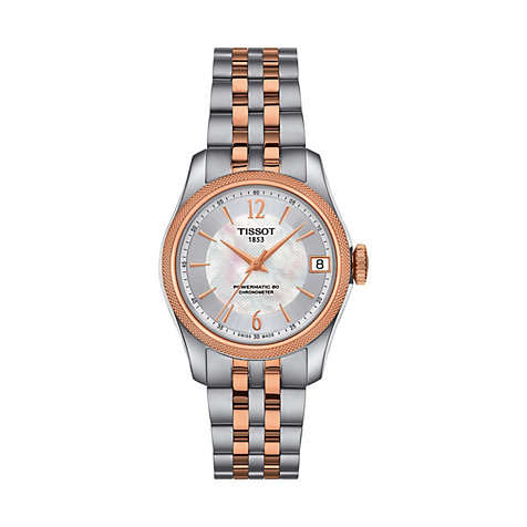Tissot Damenuhr Ballade Powermatic 80 Lady T1082082211701