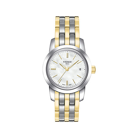 Tissot Damenuhr Classic Dream T033.210.22.111.00