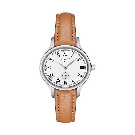 Tissot Damenuhr Small Lady Oval T1031101603300