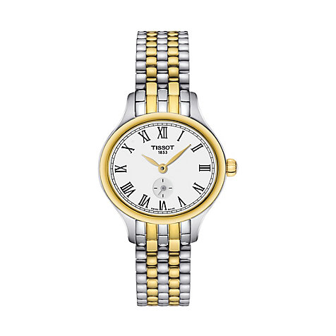 Tissot Damenuhr Small Lady Oval T1031102203300