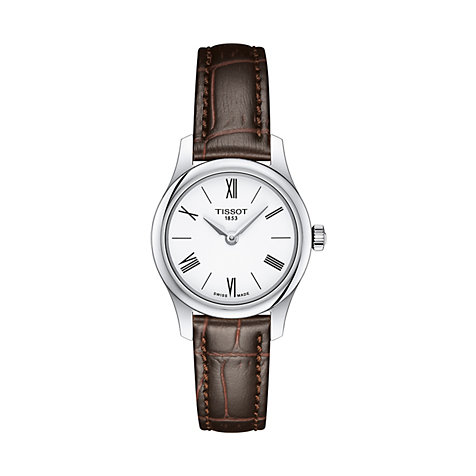 Tissot Damenuhr Tradition T0630091601800