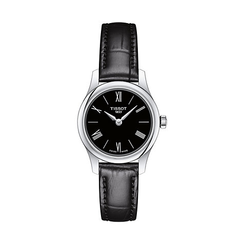 Tissot Damenuhr Tradition T0630091605800