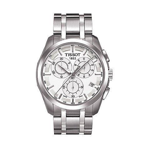 Tissot T-Trend Couturier Chronograph