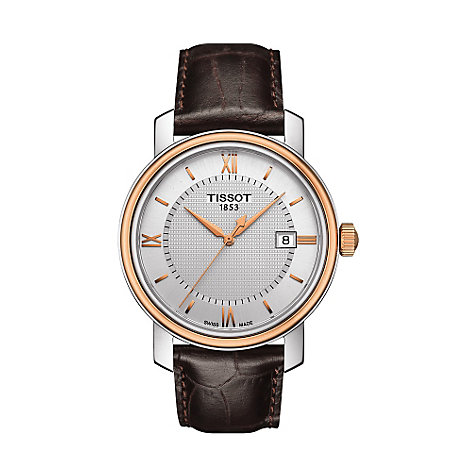 Tissot Herrenuhr Bridgeport T0974102603800