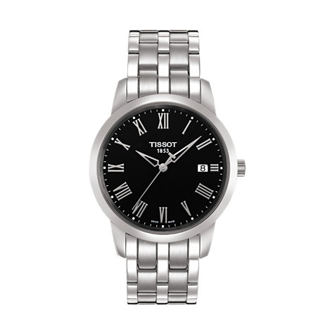 Tissot Herrenuhr Classic Dream T0334101105301