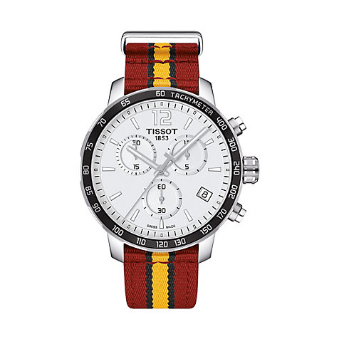 Tissot Chronograph Quickster NBA Miami Heat T095.417.17.037.08