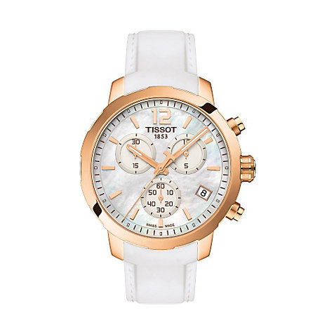 Tissot Chronograph Quickster T095.417.37.117.00