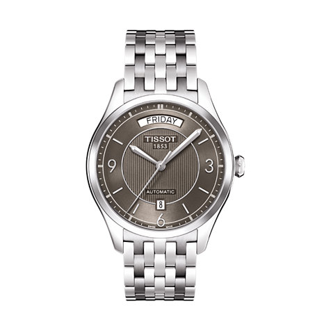 Tissot Herrenuhr T-One T0384301106700