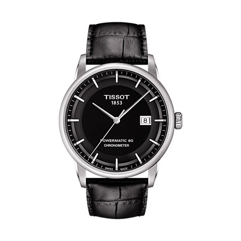 Tissot T-Classic Chronometer Luxury T086.408.16.051.00