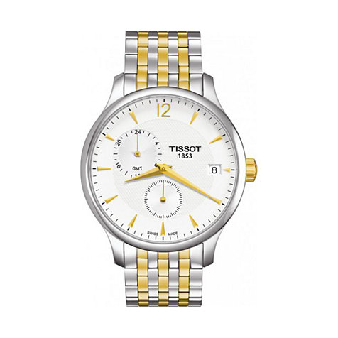 Tissot T-Classic Tradition T063.639.22.037.00 GMT