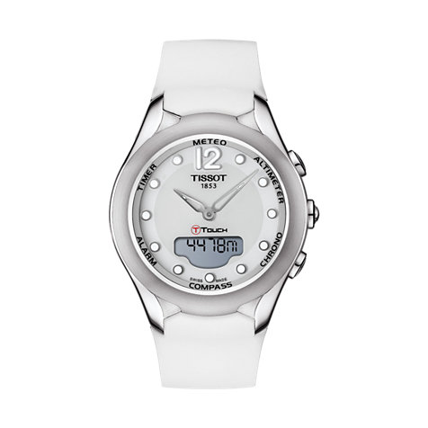 Tissot T-Touch Lady Solar T075.220.17.017.00