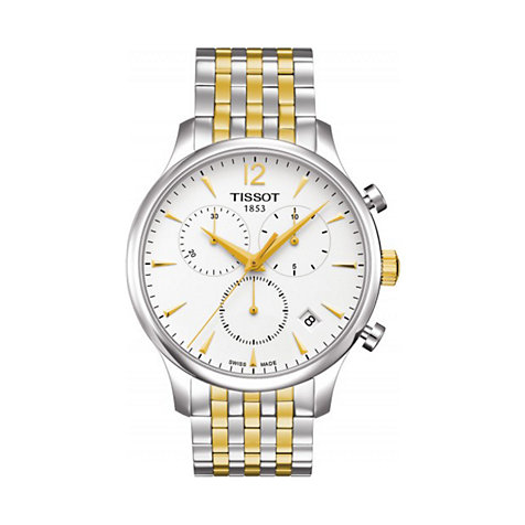 Tissot Tradition Herrenchronograph T063.617.22.037.00